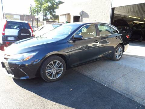 2017 Toyota Camry for sale in Flushing, NY