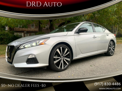 2019 Nissan Altima for sale at DRD Auto in Flushing NY