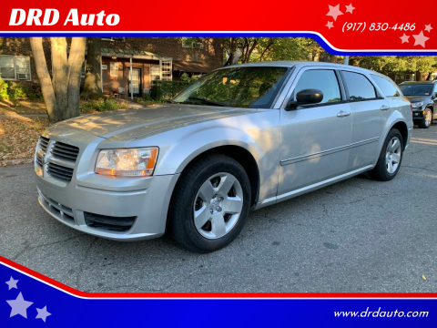 2008 Dodge Magnum for sale at DRD Auto in Flushing NY