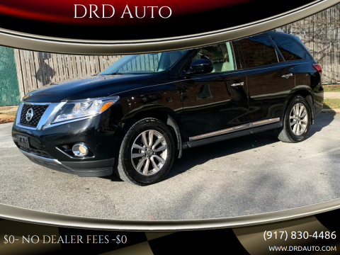 2014 Nissan Pathfinder for sale at DRD Auto in Flushing NY