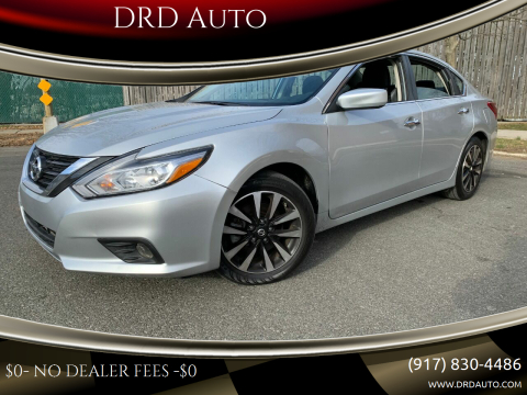 2018 Nissan Altima for sale at DRD Auto in Flushing NY