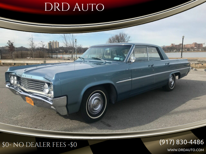 1963 Oldsmobile Super 88 for sale at DRD Auto in Flushing NY