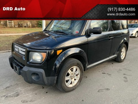 2007 Honda Element for sale at DRD Auto in Flushing NY
