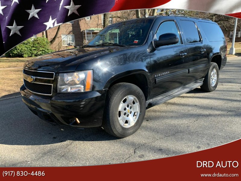 2012 Chevrolet Suburban for sale at DRD Auto in Flushing NY