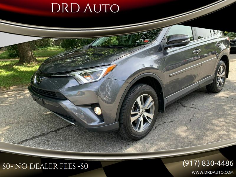 2017 Toyota RAV4 for sale at DRD Auto in Flushing NY