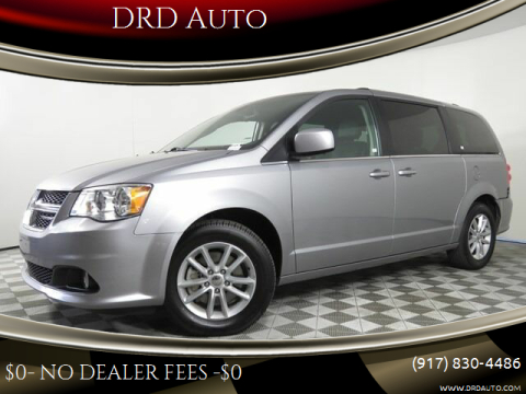 2019 Dodge Grand Caravan for sale at DRD Auto in Flushing NY