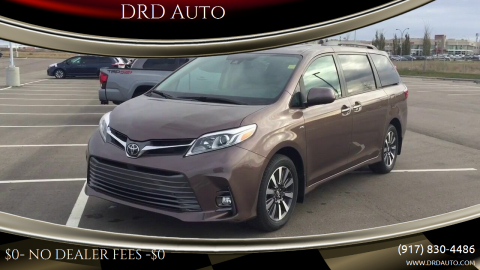 2019 Toyota Sienna for sale at DRD Auto in Flushing NY