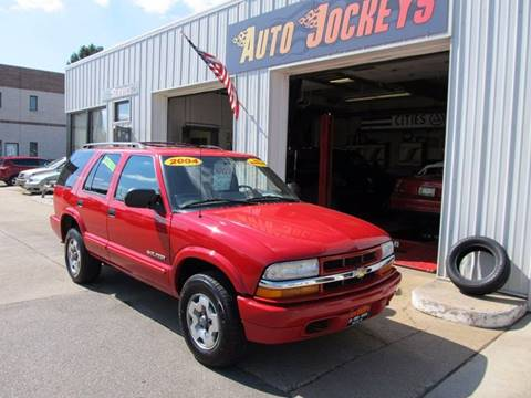 2004 Chevrolet Blazer for sale in Merrill, WI