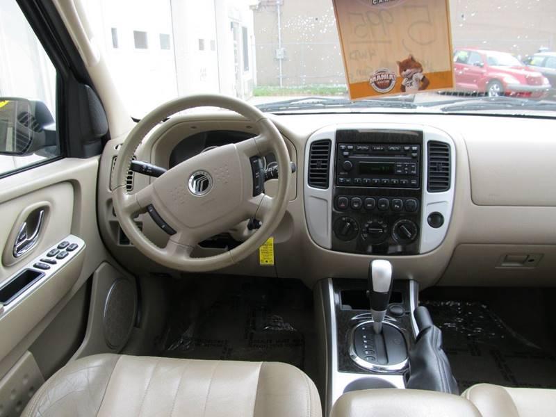 2005 Mercury Mariner 4dr AWD SUV - Merrill WI