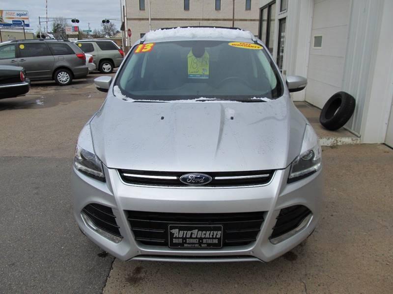 2013 Ford Escape AWD Titanium 4dr SUV - Merrill WI