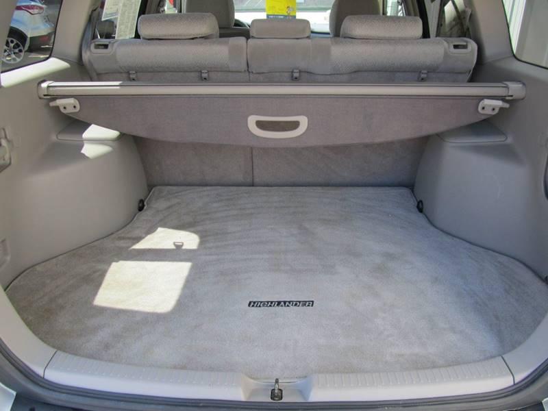2001 Toyota Highlander V6 AWD 4dr SUV - Merrill WI