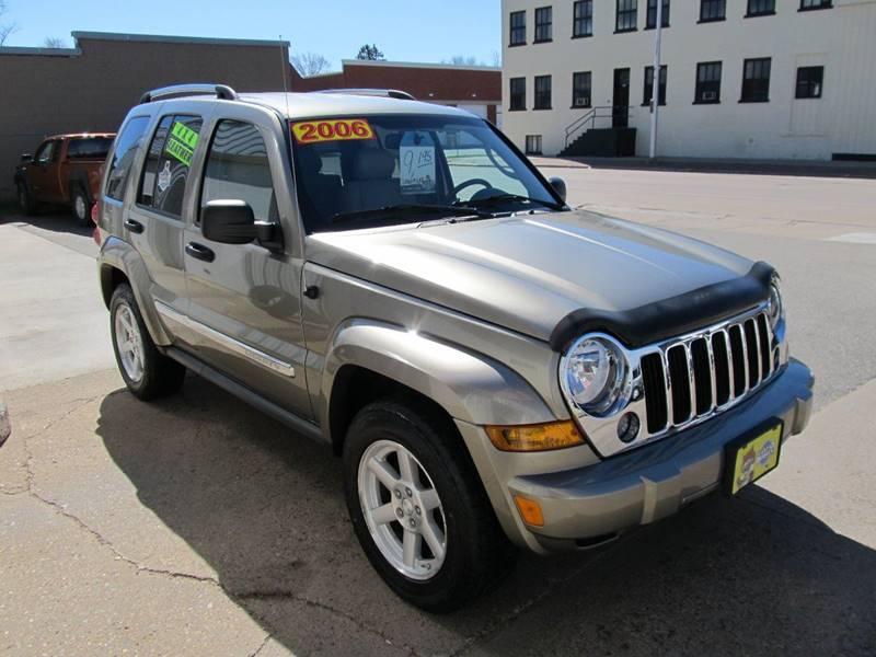2006 Jeep Liberty Limited 4dr SUV 4WD - Merrill WI