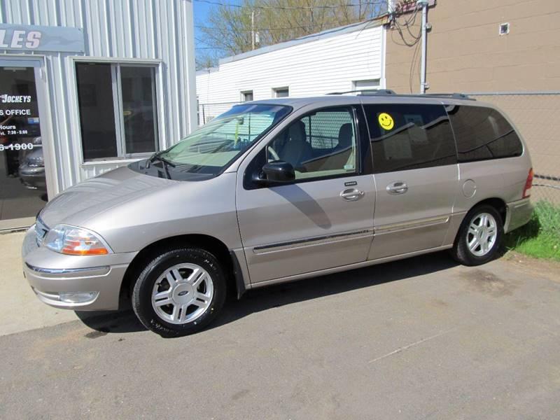 2003 Ford Windstar SE 4dr Mini-Van - Merrill WI