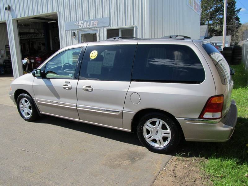 2003 Ford Windstar SE 4dr Mini-Van - Merrill WI