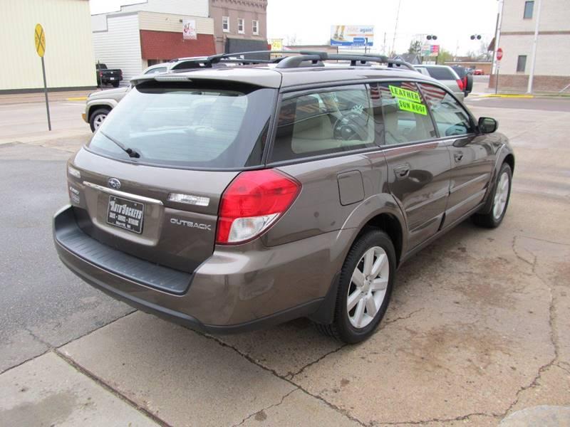 2008 Subaru Outback AWD 2.5i Limited 4dr Wagon 4A - Merrill WI