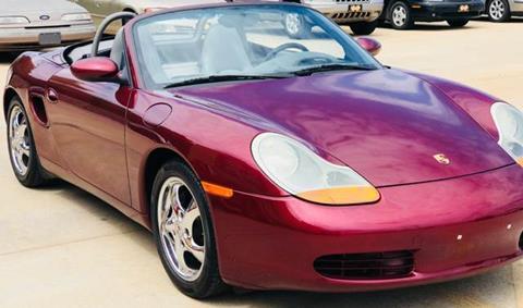 1998 Porsche Boxster for sale in Lawton, OK