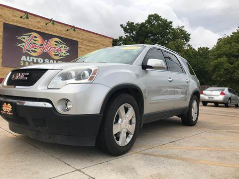 2007 GMC Acadia for sale in Lawton, OK