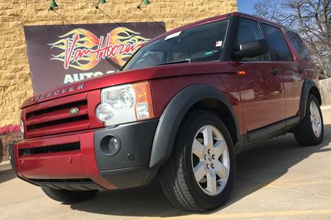 2008 Land Rover LR3 for sale in Lawton, OK