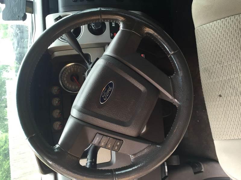 2009 Ford F-150 4x4 XLT 4dr SuperCab Styleside 6.5 ft. SB - Lawton OK