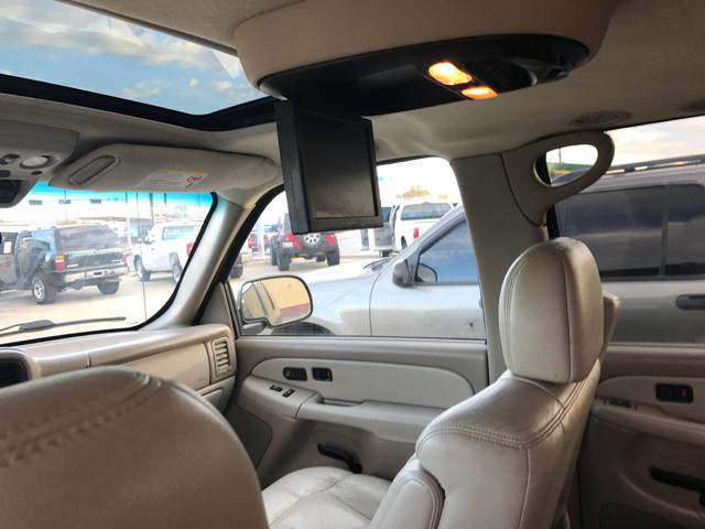 2002 Chevrolet Suburban 1500 LT 4WD 4dr SUV - Lawton OK