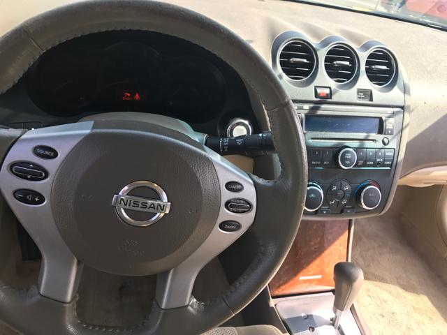2007 Nissan Altima 2.5 S 4dr Sedan (2.5L I4 6M) - Lawton OK