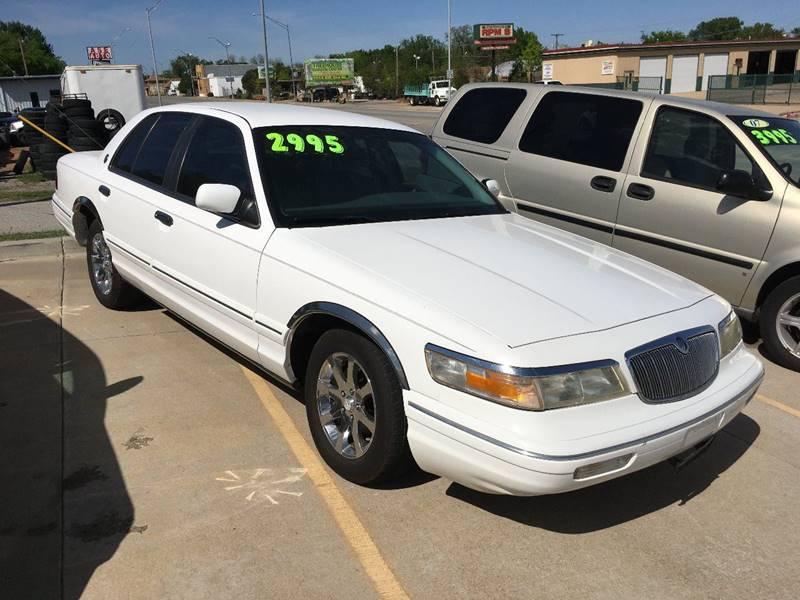 1995 Mercury Grand Marquis LS 4dr Sedan - Lawton OK