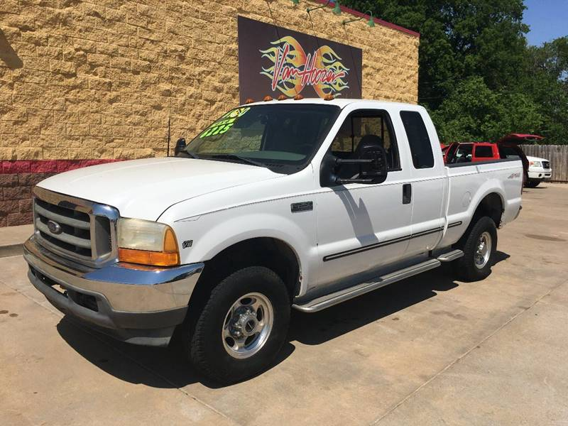 1999 Ford F-250 Super Duty 4dr Lariat 4WD Extended Cab LB - Lawton OK