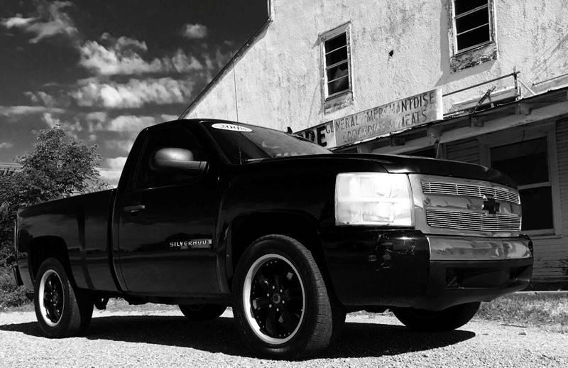 2008 Chevrolet Silverado 1500 2WD Work Truck 2dr Regular Cab 6.5 ft. SB - Lawton OK