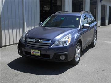 2013 Subaru Outback for sale in Littleton, NH