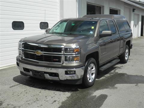 2015 Chevrolet Silverado 1500 for sale in Littleton, NH