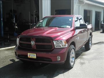 2017 RAM Ram Pickup 1500 for sale in Littleton, NH