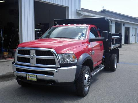 2017 RAM Ram Chassis 5500 for sale in Littleton NH