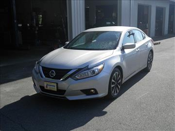 2017 Nissan Altima for sale in Littleton, NH