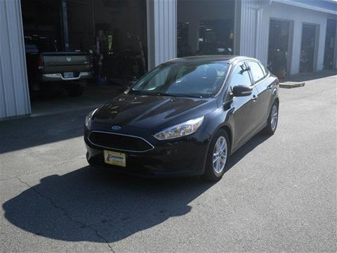 2016 Ford Focus for sale in Littleton, NH