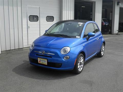2017 FIAT 500c for sale in Littleton NH
