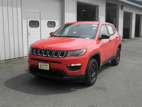 2018 Jeep Compass for sale in Littleton, NH