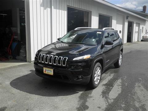 2018 Jeep Cherokee for sale in Littleton NH