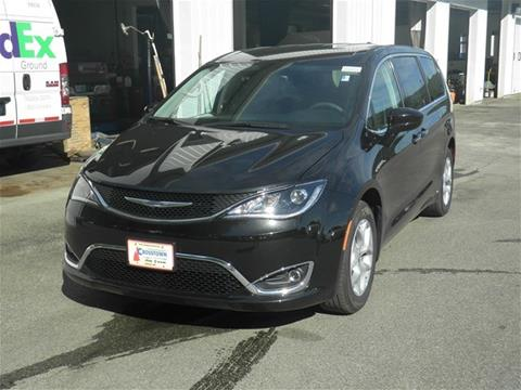 2018 Chrysler Pacifica for sale in Littleton, NH