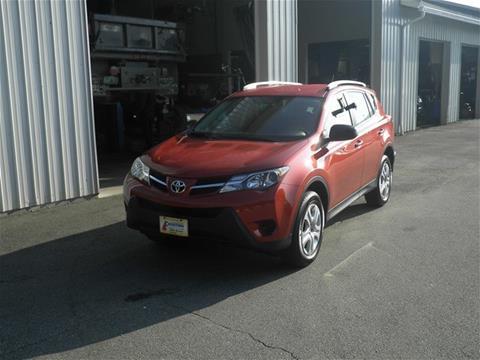 2015 Toyota RAV4 for sale in Littleton, NH