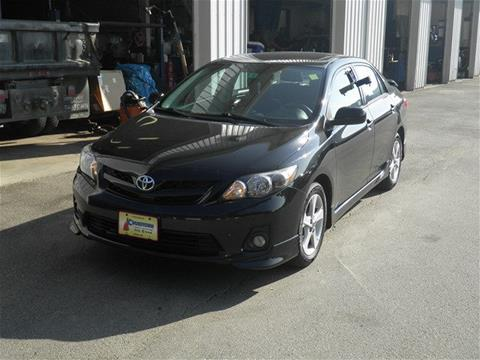 2012 Toyota Corolla for sale in Littleton NH