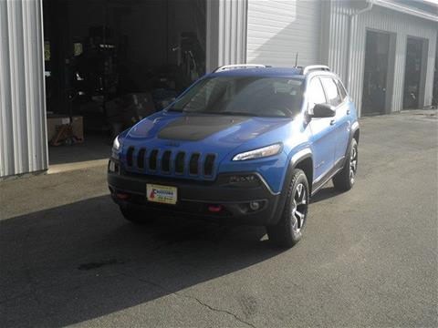 2018 Jeep Cherokee for sale in Littleton, NH