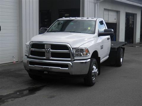 2016 RAM Ram Chassis 3500 for sale in Littleton NH