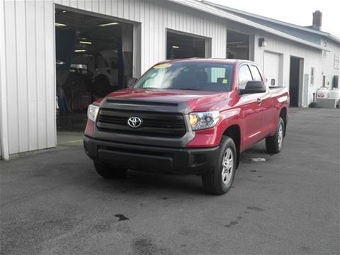 2017 Toyota Tundra for sale in Littleton, NH