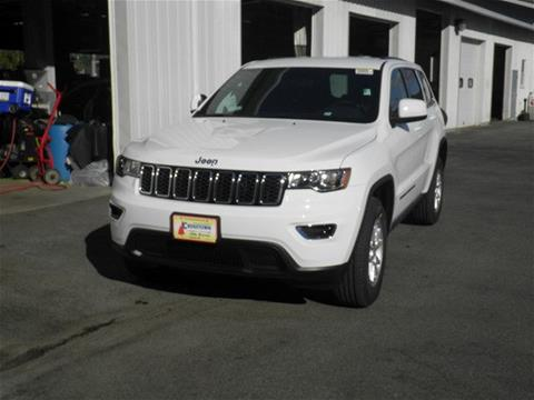 2018 Jeep Grand Cherokee for sale in Littleton NH