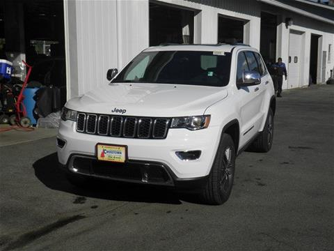 2018 Jeep Grand Cherokee for sale in Littleton, NH