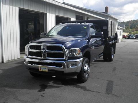 2015 RAM Ram Chassis 3500 for sale in Littleton NH