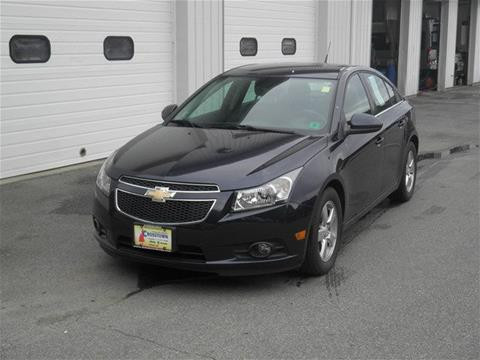 2014 Chevrolet Cruze for sale in Littleton, NH