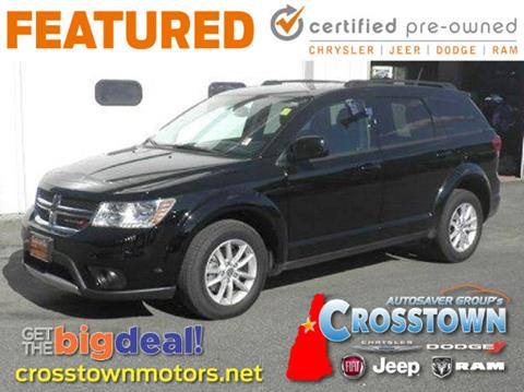 2017 Dodge Journey for sale in Littleton NH