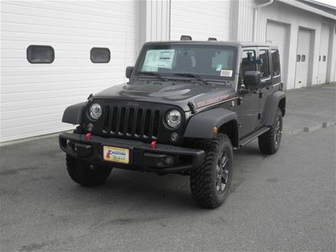 2017 Jeep Wrangler Unlimited for sale in Littleton, NH