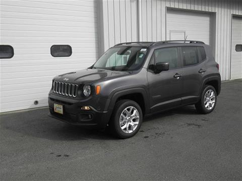 2017 Jeep Renegade for sale in Littleton NH